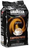 Зерновой кофе из Италии LAVAZZA Dolce 1кг. Caffe Crema Арабика: 80% / Робуста: 20%, фото 1