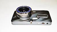 """Автомобильный видеорегистратор DVR A10 4"""" Full HD с выносной камерой заднего вида, фото 5"""