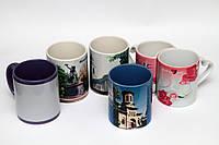 Сувенирная печать на  чашке