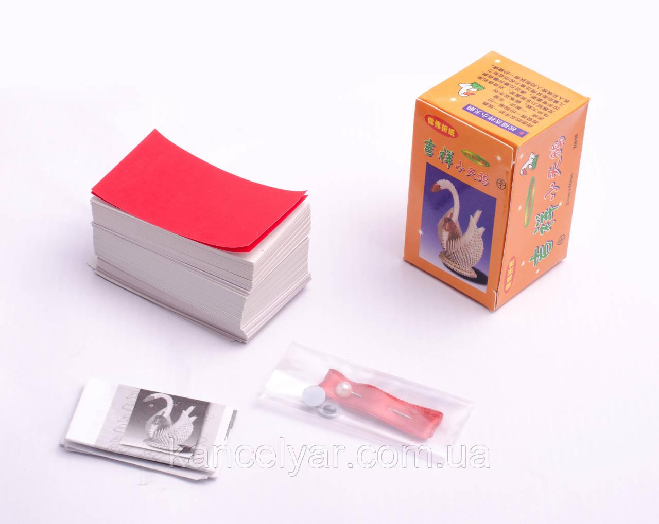 Бумага для оригами, 37х60 мм