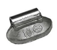 Грузик набивной для стальных дисков 10 гр.(St 10)