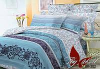 1,5-спальный комплект постельного белья  BR302