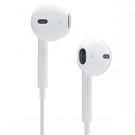 Наушники EarPods iphone 5, 6 оригинал