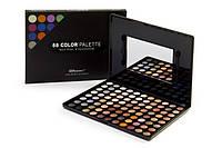 Оригинальная профессиональная палитра теней Neutral 88 цветов BH Cosmetics