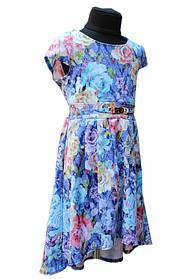 Платье для девочки Камила р.128-146