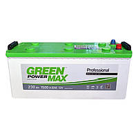 Аккумулятор GREEN POWER MAX 230