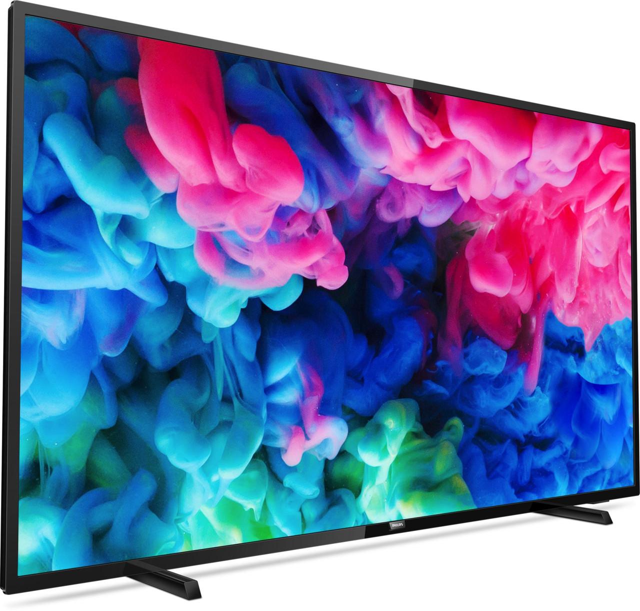 Телевизор Philips 55PUS6503/12 (PPI 900Гц, 4K Smart, Saphi TV, Quad Core, HDR+, HDR10, HGL, DVB-С/Т2/S2, 20Вт)