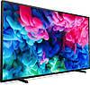 Телевизор Philips 50PUS6503/12 (PPI 900Гц, 4K Smart, Saphi TV, Quad Core, HDR+, HDR10, HGL, DVB-С/Т2/S2, 20Вт)