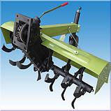 Мотоблок дизельний Кентавр МБ 1010Д+фреза(10 л. с. ручний старт.), фото 2