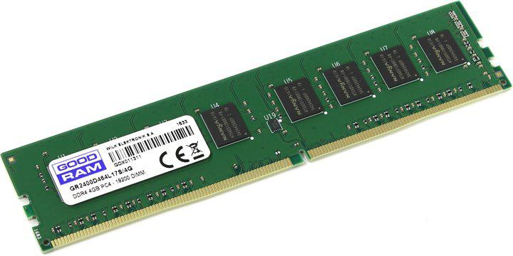 Оперативна пам'ять 4GB Goodram (GR2400D464L17S / 4G)