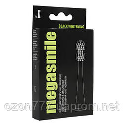 Насадки для звуковой щетки Megasmile Black Whitening Sonic Replacement 2 шт