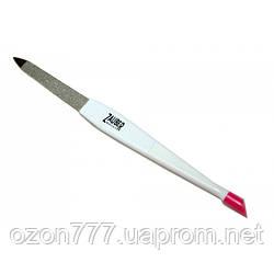 Пилочка для ногтей сапфировое напиление 3в1 Zauber 03-028