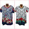 Женские туники-футболки