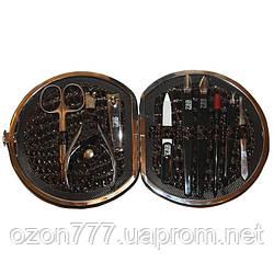 Маникюрный набор Zauber ZBR 090 (9 предметов)