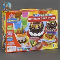 """Тесто для лепки """"Мой торт ко дню рождения"""" в кор-ке"""