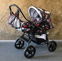 Детская коляска-трансформер Dolphin 16/CuJ, Trans Baby