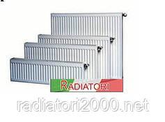 Стальные радиаторы  22 т 500*400 Radiatori, Турция