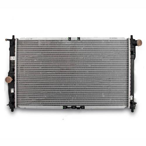 Радиатор основной Lanos / Ланос 1,5 с кондиционером (Delphi), 96182261