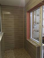 Остекление балконов и лоджий в Киеве и Киевской области