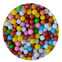 """Посипка """"Кульки веселка 5 мм."""", 50 гр."""