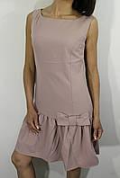 Платье женское Zean 5321 пудра