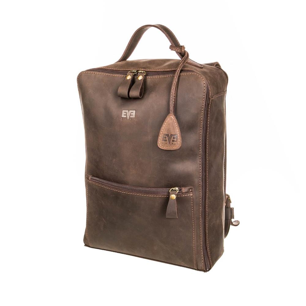 """10 цветов вместительных рюкзаков из натуральной кожи """"Crazy Horse"""" и """"Flatar"""""""