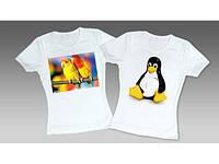 Сувенирная печать на футболках