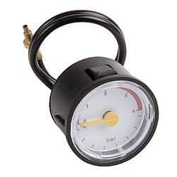Манометр водяной круглый 1-4 Bar Daewoo Gasboiler MSC-II