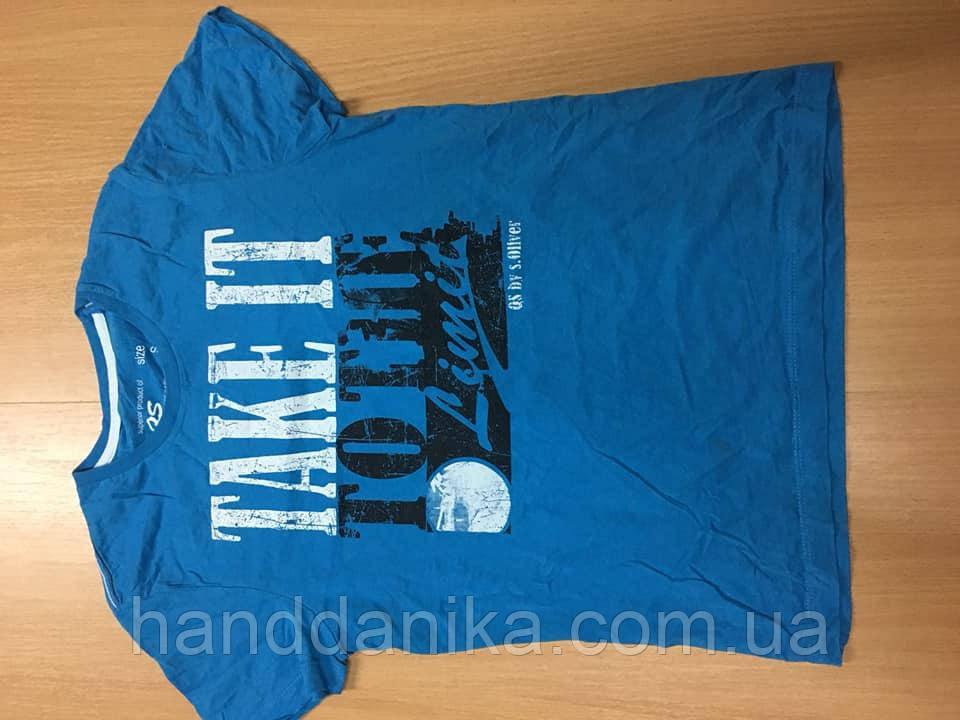 Мужские футболки 1+2 сорт секонд-хенд оптом - Оптовая компания Даника в  Киеве 3c37391693d