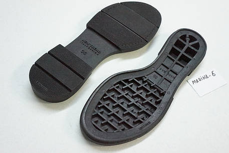 Подошва для обуви женская Марина-6 черная р,36-41, фото 2