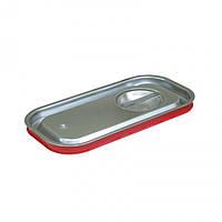 Крышка для гастроемкости с силиконовым уплотнителем GN 1/3 нержавеющая сталь, Presto Ware