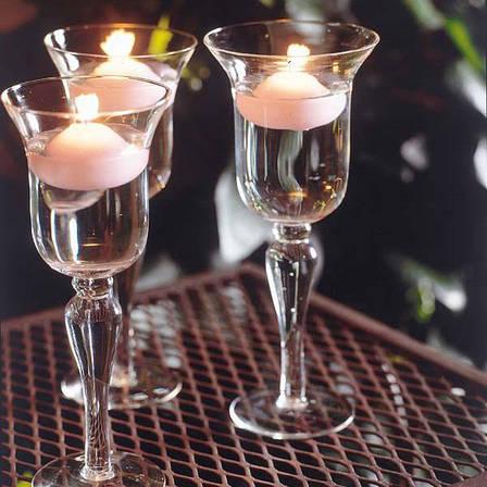 ФЕНОМЕН Неароматическая плавающая свеча, розовый 70395197 IKEA, ИКЕА, FENOMEN, фото 2
