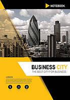 "Зошит А4. Лондон. Серія ""BUSINESS CITY"""