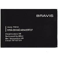 Аккумулятор Bravis Trend 2000mAh