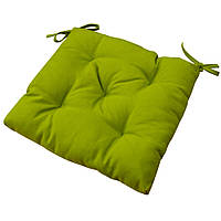 Подушка на стул HALF PANAMA Green
