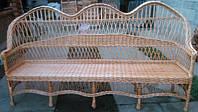 Плетеная мебель диваны из лозы, недорого