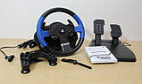 Игровой руль Thrustmaster T150 Force Feedback Official Sony licensed PC/PS4 Black (4160628), фото 7