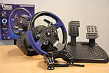Игровой руль Thrustmaster T150 Force Feedback Official Sony licensed PC/PS4 Black (4160628), фото 6