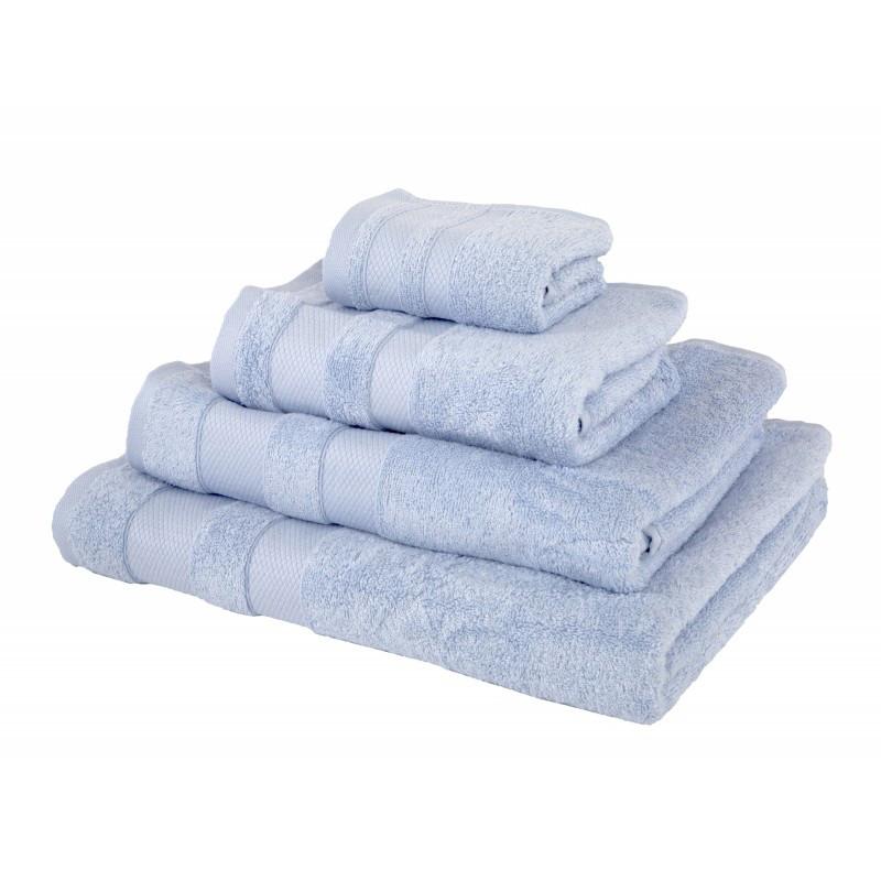 Полотенце Irya - Tender mavi голубой 70*130 см