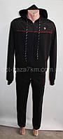 Спортивные костюмы мужские оптом  - трикотаж, штаны прямые (48 50 52 54 норма) Украина