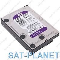 "Жесткий диск WD (WD20PURX) - 3.5"", 2TB, 64Mb"