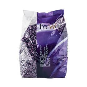 Гранулированный горячий воск Ital Wax Слива, 1 кг