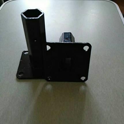 Шестигранная полуось на мотоблок Ø 32 мм длина 140 мм, фото 2