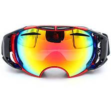 Лыжные очки, шлемы, защита