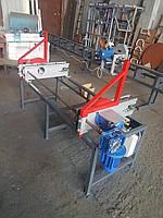 Торцовка автомат для паллетной доски ПТАР - 300