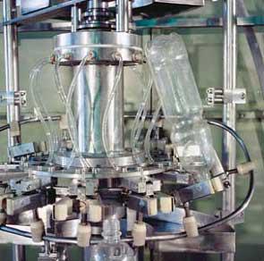 Оборудование для мойки и ополаскивания бутылок