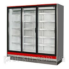 Холодильная горка Cold LISBONA R-22 PDR/W B/A
