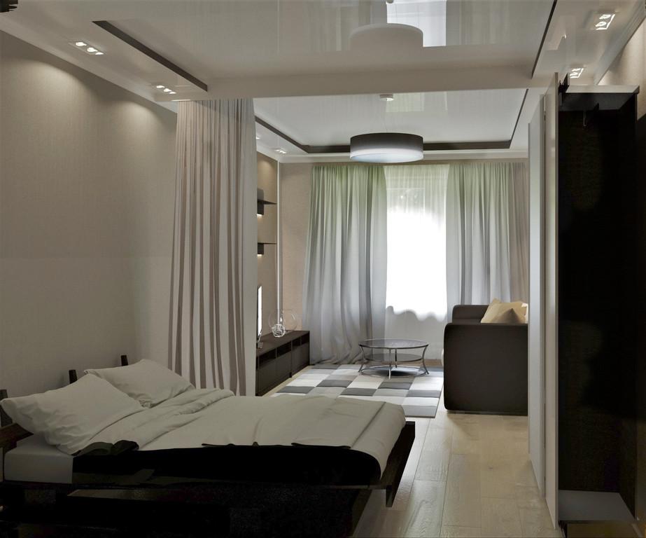 Однокомнатная квартира 2