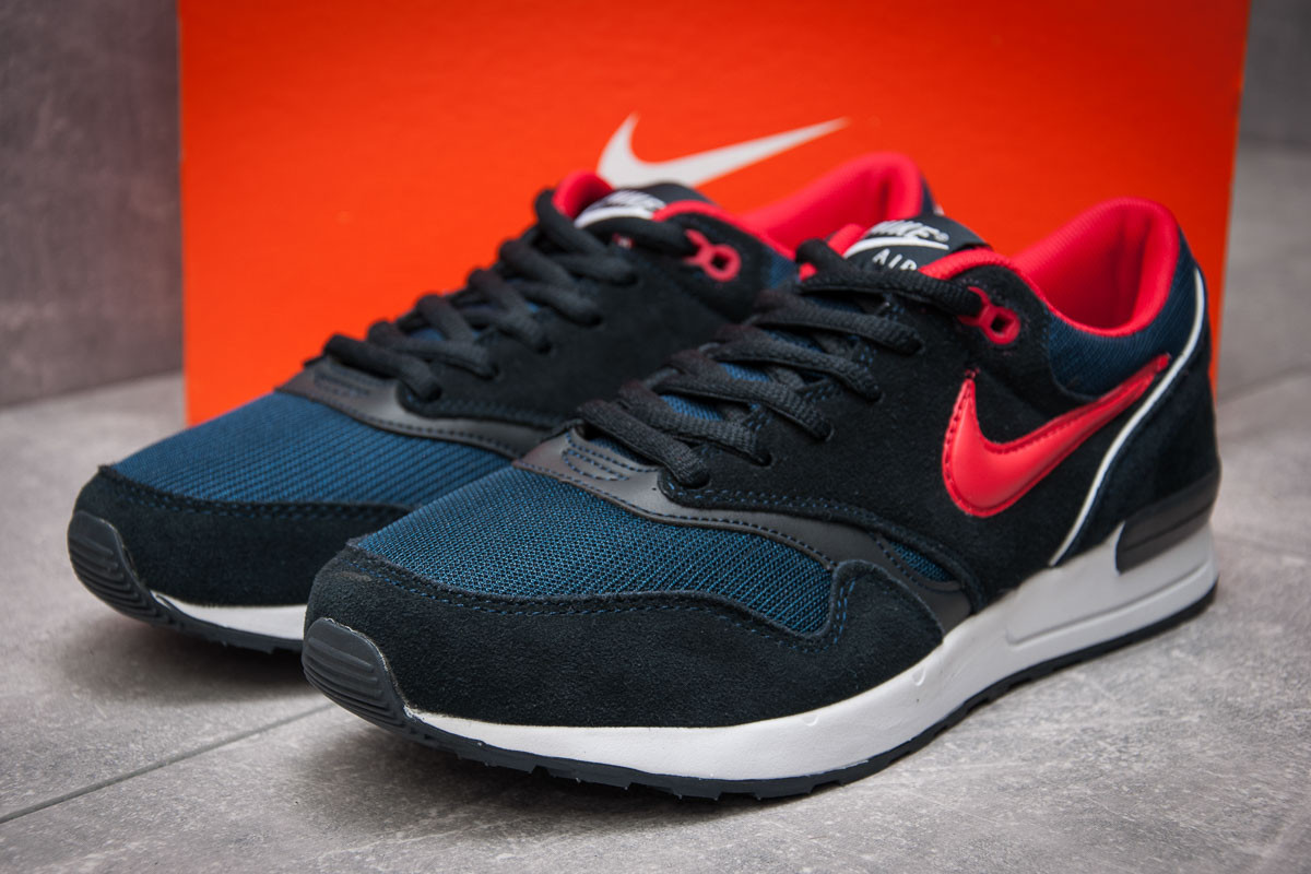 Кроссовки мужские 13282, Nike Air, темно-синие ( 44  )