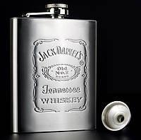 Фляга для виски Jack Daniel's, фляга  для  алкоголя